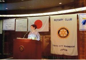 紗幸写真 Rotary Club