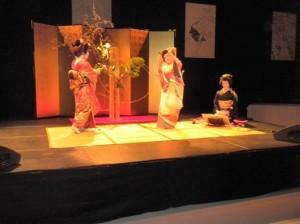 Frankfurt geisha photo