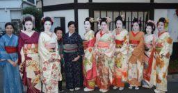 hangyoku henshin, chinese students, geisha culture, sayuki geisha