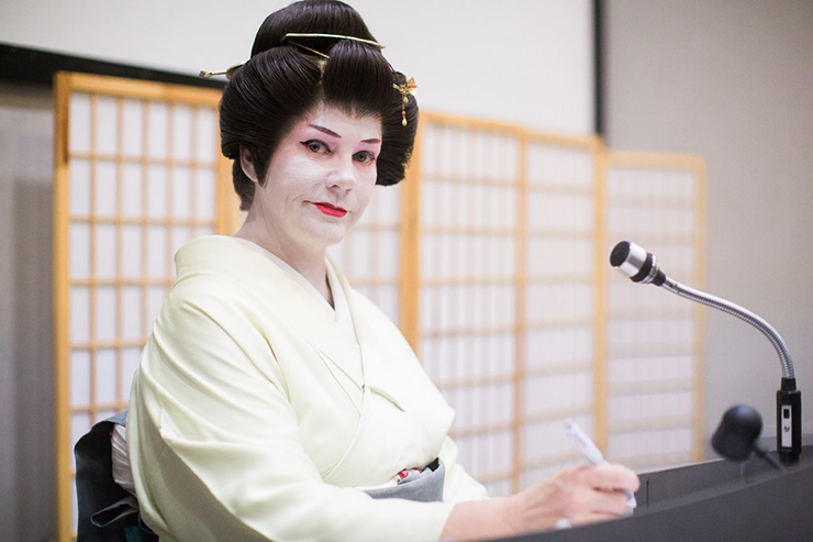 44ad7a362 Sayuki from Asakusa, the first Western Geisha – JustBaked interview ...